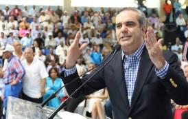 Frente Amplio proclamará este domingo a Luis Abinader
