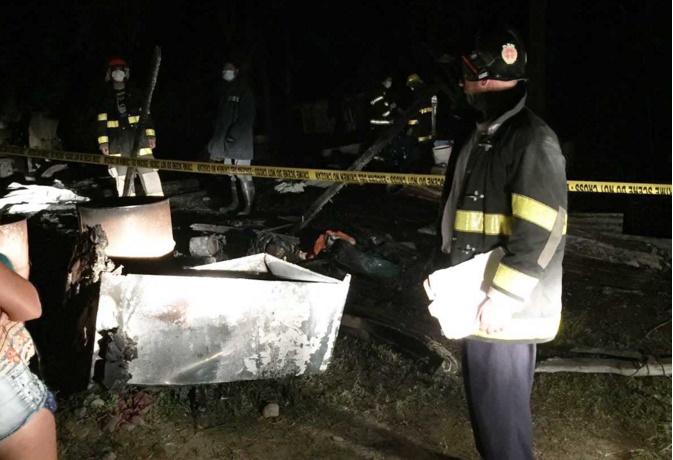 SANTIAGO: Mueren quemados tres ancianos en un barrio marginado