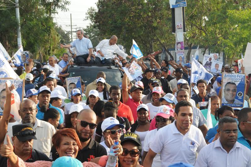 Luis Abinader será proclamado este domingo por el PRSC en Santiago