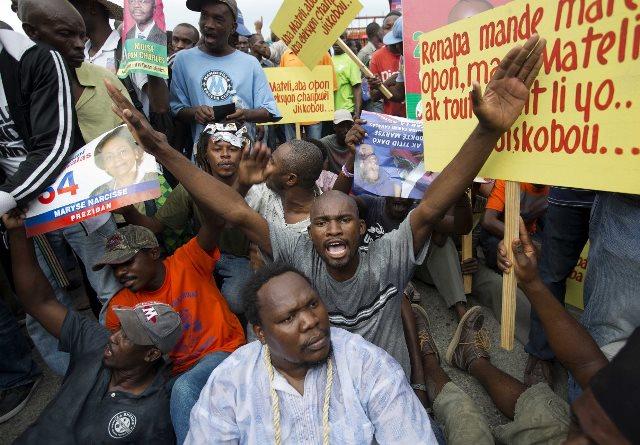 Cancelan la segunda vuelta presidencial del domingo en Haití, por seguridad