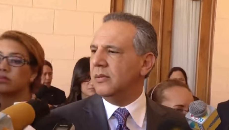 """Peralta: Abinader es un candidato """"soso"""" y que no logra arrancar"""