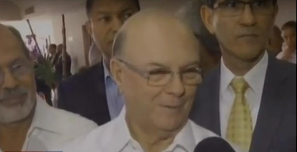 Hipólito Mejía dice deudas hundirán al gobierno del Presidente Medina