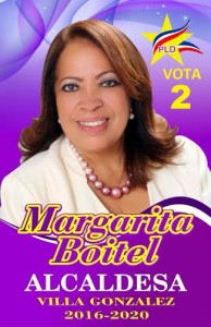 Margarita Boite.