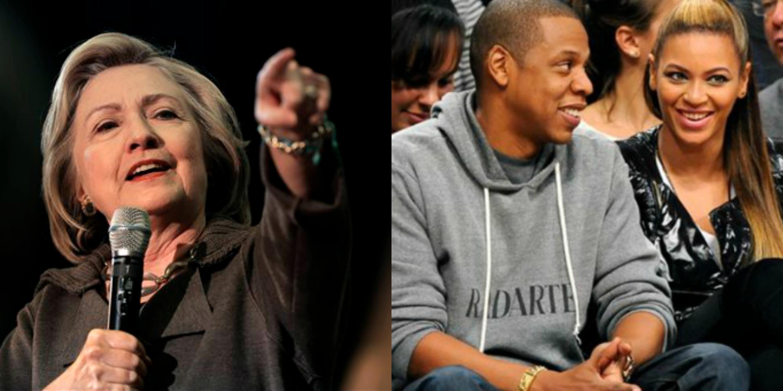 La familia Clinton, Beyonce y Shaquille O´Neal recibieron 2016 en Dominicana