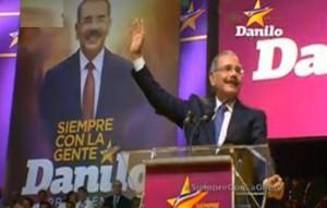 Proclamacion Danilo 4