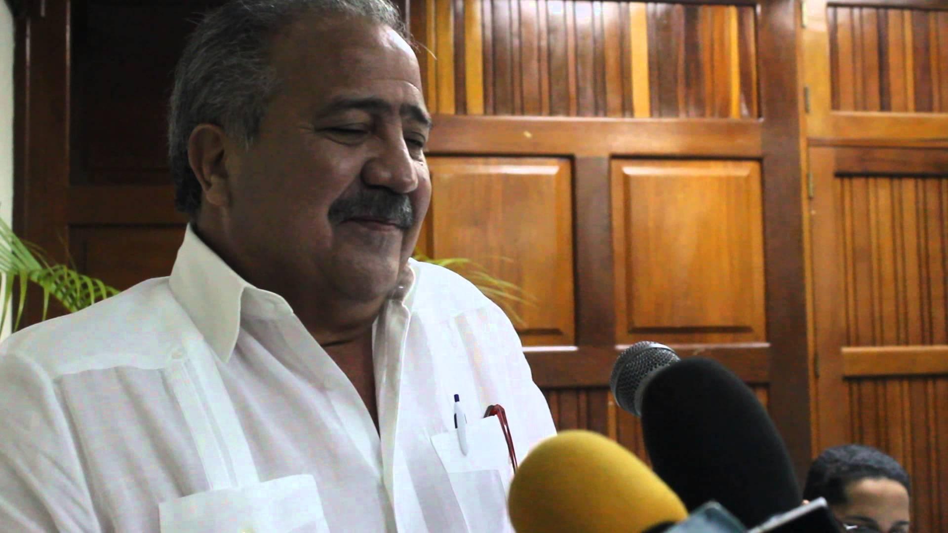 Vicepresidente del PRD invita a Vargas participar en marcha verde en Los Alcarrizos