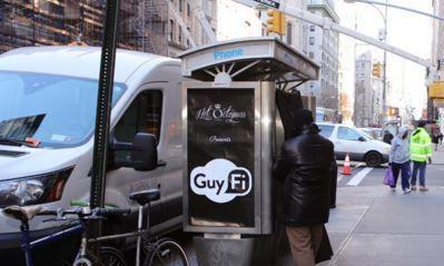 Cabina masturbación en N. York es falsa