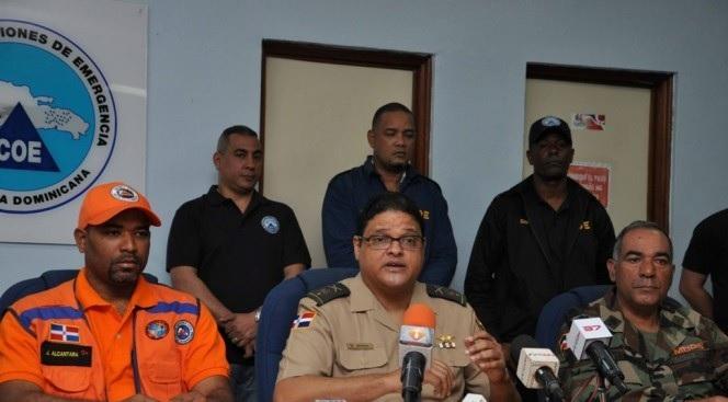 COE informa de 5 muertos y 21 heridos en 6 accidentes en Operativo Altagracia