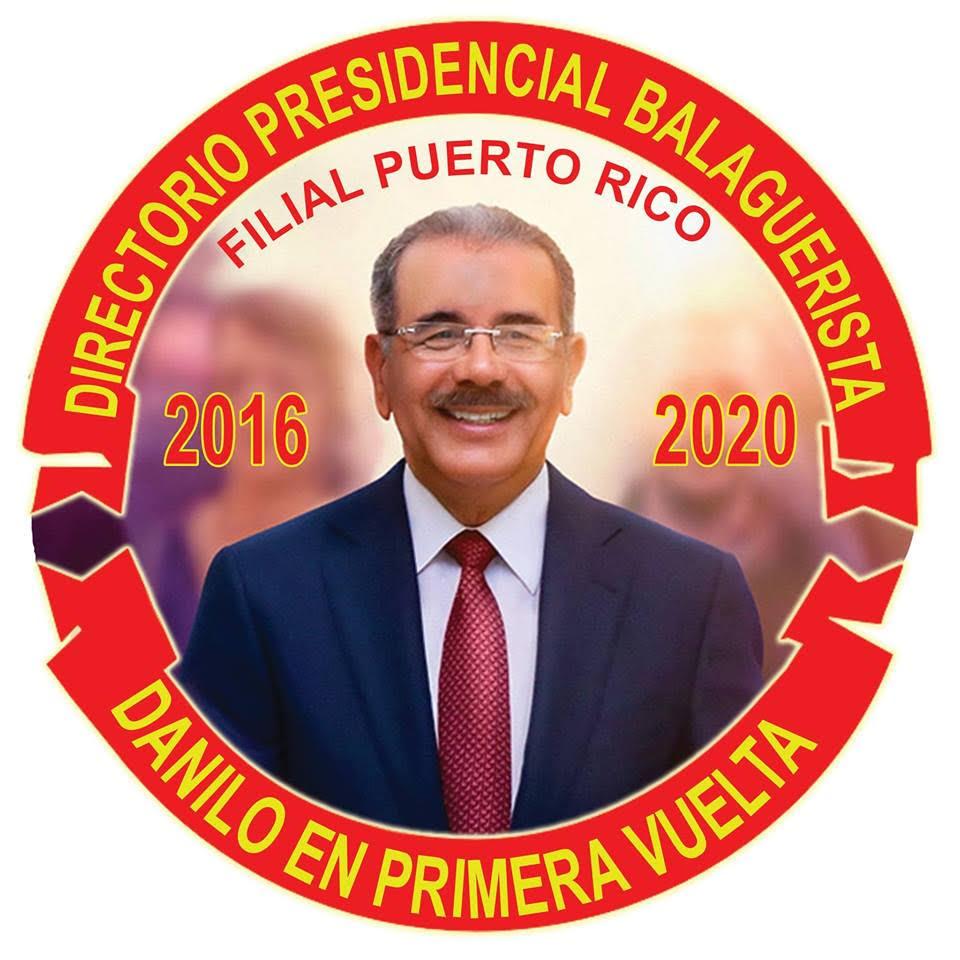 P. RICO: Forman movimiento en apoyo a Danilo
