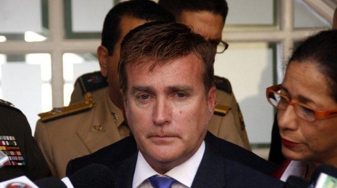 Embajador EE.UU. espera elecciones de RD sean abiertas y transparentes