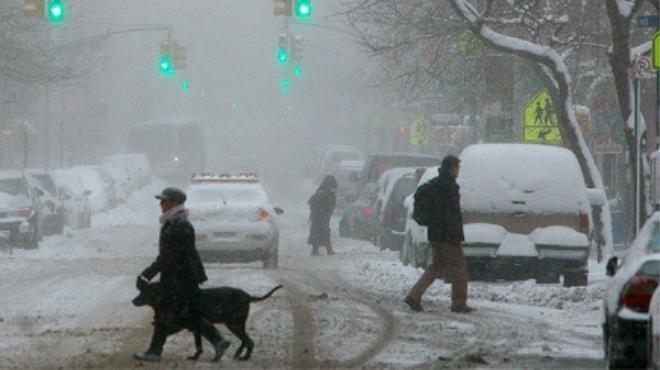 Nueva York espera la tormenta más severa de esta temporada