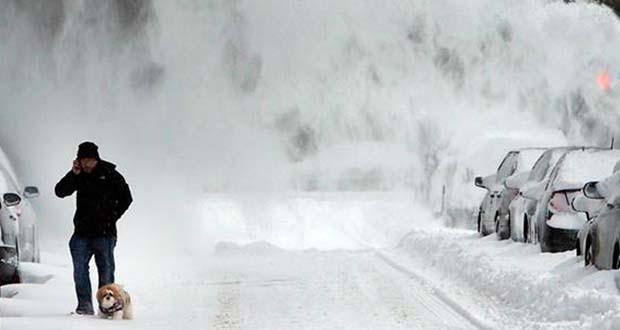 Nueva York en alerta por tormenta de nieve