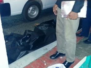 Chofer guagua mata pasajero y huye en el sector Los Ríos