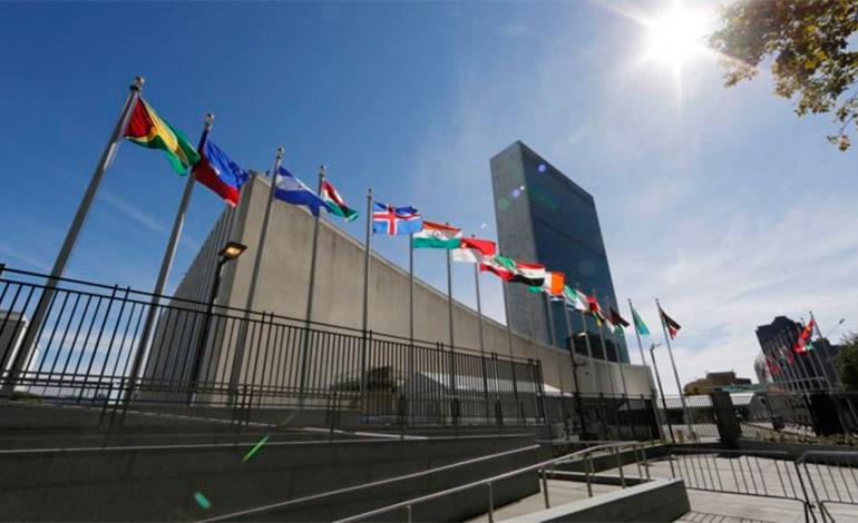 Falsa alarma de bomba en el edificio de la ONU