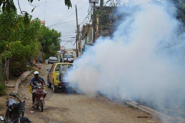 Convocan para hoy jornada de dos días contra el zika, dengue y chikungunya