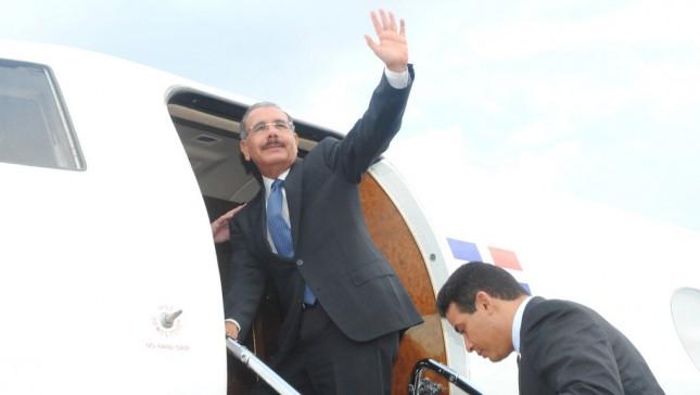 Presidente Medina y Canciller Vargas viajan a NY a 71 Asamblea General ONU