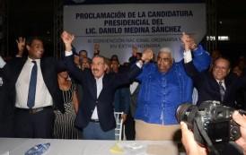 """Danilo llama a buscar los votos """"hasta debajo de las piedras"""""""