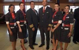PAWA Dominicana inaugura ruta Santo Domingo-La Habana