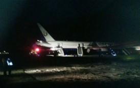 Regresa a Punta Cana avión iba a Moscú por problemas en motor