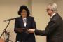 PARIS: Reconocen presidenta Senado RD