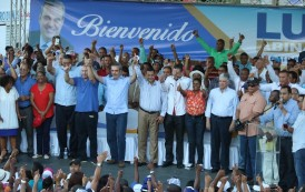 """Abinader promete un plan de acción """"urgente"""" para Samaná y sus pueblos"""