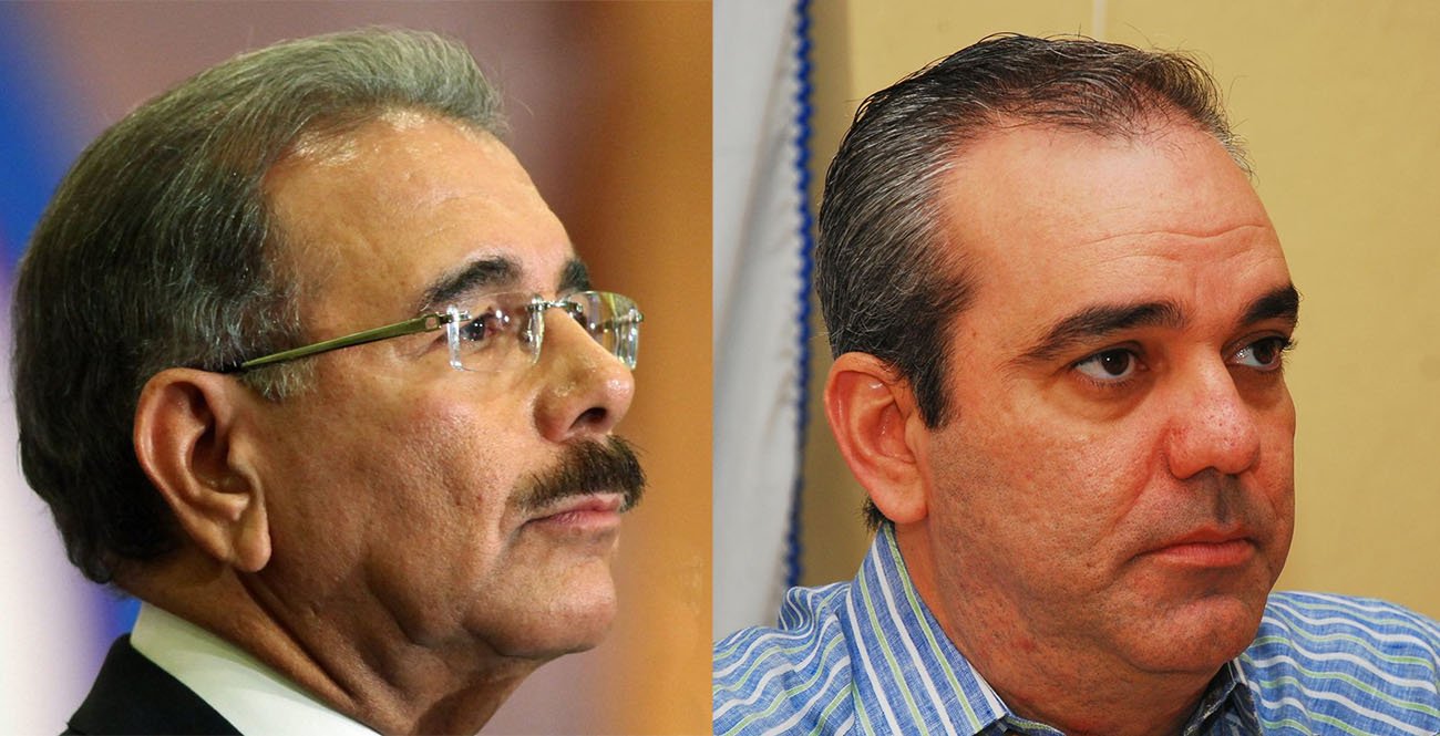 Nueva encuesta otorga un 59 % a Medina y un 32 % a Luis Abinader