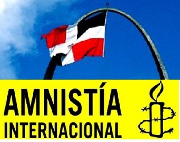 Amnistía Internacional ve retrasos RD en materia derechos humanos