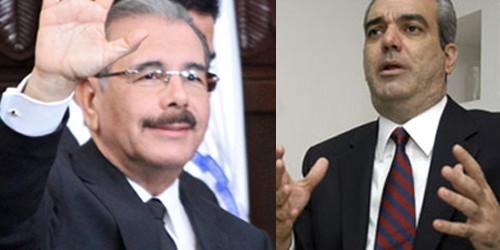 Danilo Medina 60.6%, Luis Abinader 34.7% SDN, según encuesta ACXIONA