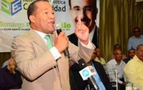 """Movimiento """"La Mano Amiga del Pueblo"""" ofrece su apoyo a Domingo Páez"""