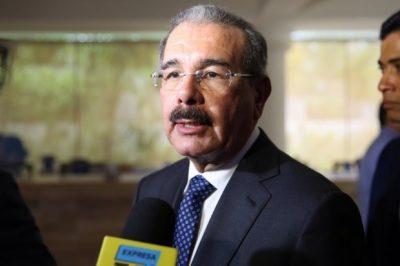 Danilo dice asignarán  fondos JCE para nuevas tareas le asigna Ley
