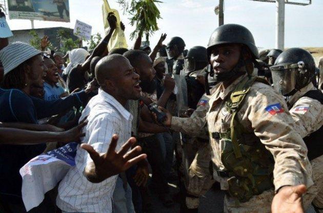 Derechos Humanos siguen violándose en Haití