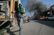 Desconocidos queman un destacamento policial en el oeste de Haití
