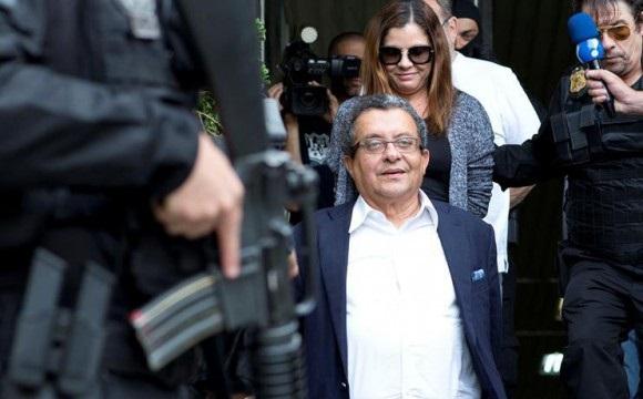Juez de Brasil dicta prisión preventiva en contra de Joao Santana, un ex asesor de Danilo