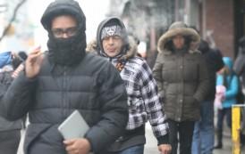NY está bajo cero; autoridades piden a la población no salir