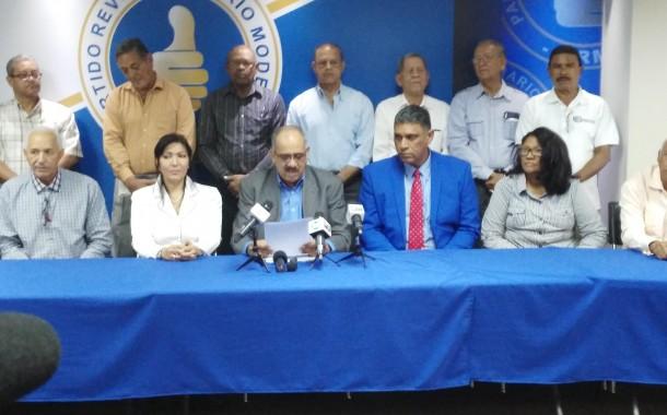 PRM acusa Peralta tráfico influencias en importación productos agropecuarios