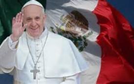 EN VIVO: Vea aquí transmisiónvisita Papa Francisco a México