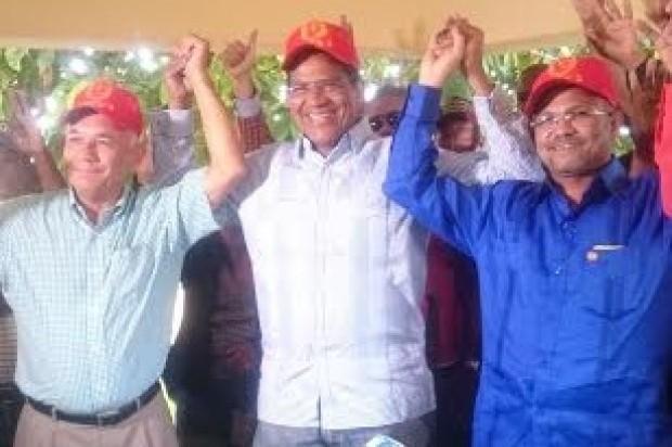 Renuncia presidente PLD Montecristi para ser candidato a diputado del PRSC