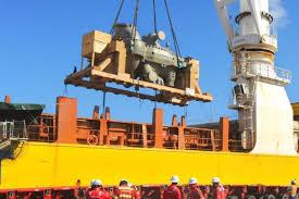 Llegan a RD generador y turbina de la Central Termoeléctrica Punta Catalina