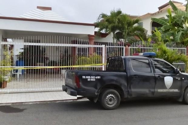SANTIAGO: Estrangulan anciana presuntamente para robarle