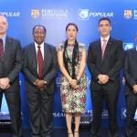 Banco Popular reitera respaldo al fútbol de la RD