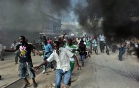 """La oposición haitiana advierte que no aceptará """"golpe parlamentario"""""""
