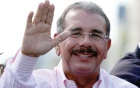 Danilo anuncia que se lanzará a las calles a promover reelección