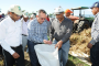 SJM: Ministro Agricultura encabezó inicio recolección de habichuelas