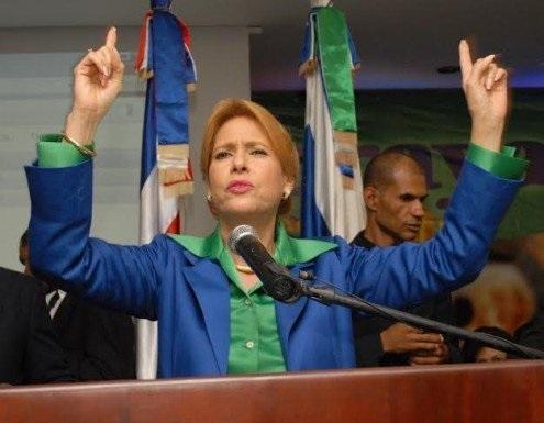 """Candidata presidencial PUN califica de """"vergonzoso"""" sistema de justicia"""