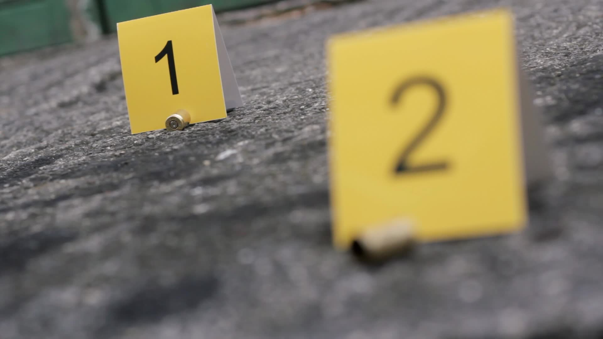 Dos hombres caen abatidos al enfrentar patrullas del DICRIM