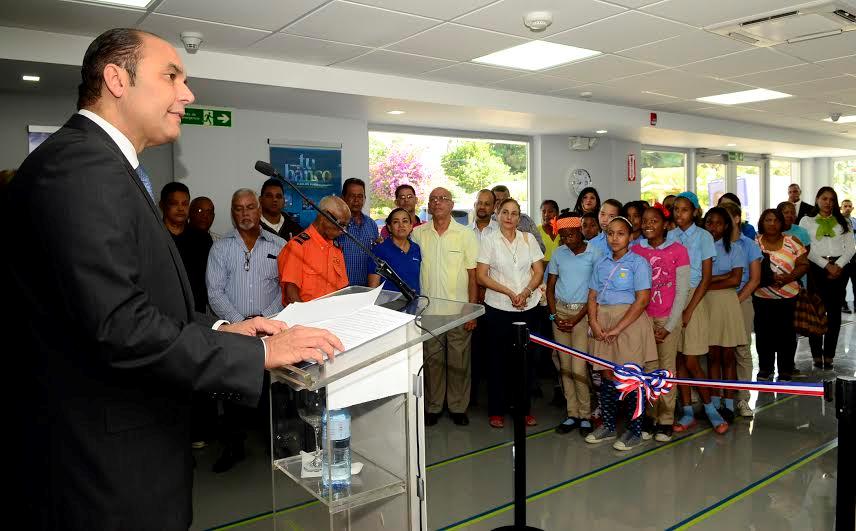 Banco de Reservas inaugura oficinas en Guayubín y Mao