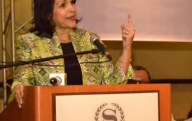 Alianza por la Democracia ratifica a Minou Tavárez como su candidata