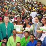 Jaime Casanova es electo presidente Panam Kurash