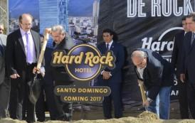 """Danilo encabeza """"primer picazo""""  Hard Rock Hotel Santo Domingo"""