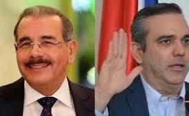 Encuesta otorga 49.2% a Danilo Medina y  41.1% a Luis Abinader